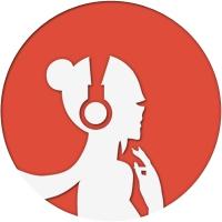 Logo of radio station R/a/dio