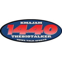 Logo of radio station KMAJ AM 1440