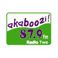 Logo de la radio Akaboozi FM 87.9