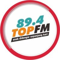 Logo of radio station TOPFM SEMARANG