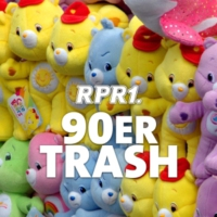 Logo of radio station RPR1. 90er Trash