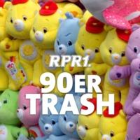 Logo de la radio RPR1. 90er Trash