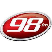 Logo de la radio Radio FM Curitiba 98.9