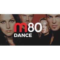Logo de la radio M80 Rádio - Dance