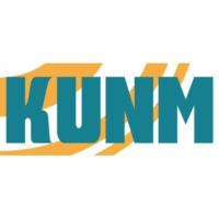 Logo of radio station KUNM 89.9 FM
