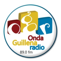 Logo of radio station Onda Guillena