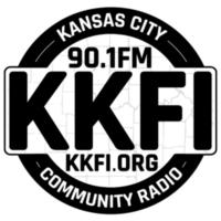 Logo of radio station KKFI 90.1 FM