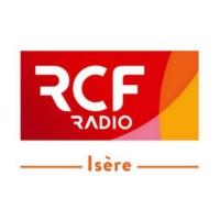 Logo of radio station RCF Isère