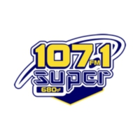 Logo of radio station XHCHG Súper 102.7