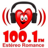 Logo de la radio XHRCH Estéreo Romance 100.1 FM