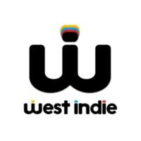 Logo of radio station West Indie