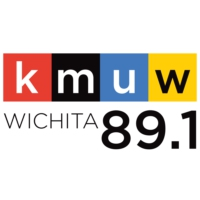 Logo of radio station KMUW 89.1 FM