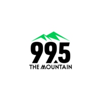 Logo de la radio KQMT The Mountain 99.5 FM