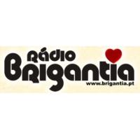 Logo of radio station Rádio Brigantia