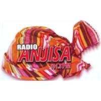 Logo de la radio Anjisa FM