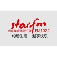 Logo of radio station 山东体育广播 FM102.1