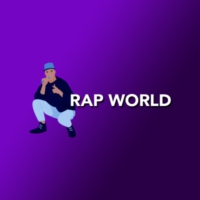 Logo de la radio Rap World