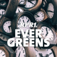 Logo of radio station RPR1. Evergreens