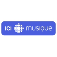 Logo de la radio ICI Musique 100.7 FM - Montréal
