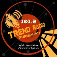 Logo de la radio Trend FM 101.2