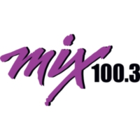 Logo de la radio KMMX Mix 100.3