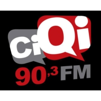 Logo of radio station CIQI 90.3