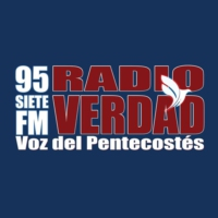 Logo of radio station Radio Verdad 95.7 FM