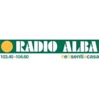 Logo of radio station Radio Alba