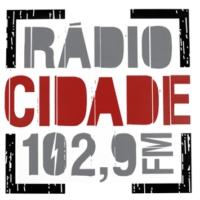Logo of radio station Rádio Cidade 102.9 FM