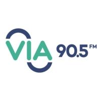 Logo de la radio CKBN VIA 90.5 FM