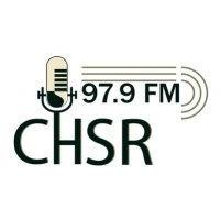Logo of radio station CHSR