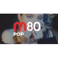 Logo of radio station M80 Rádio - Pop
