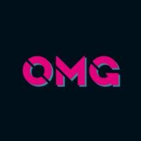 Logo of radio station OMG Radio