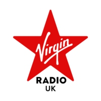 Logo of radio station Virgin Radio UK