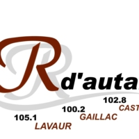 Logo of radio station R d'Autan