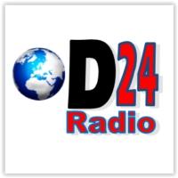 Logo de la radio DJOLOF 24 RADIO