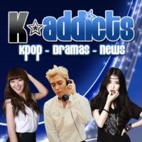 Logo de la radio Kpop Addict