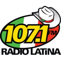 Logo of radio station WEDJ Radio Latina 107.1