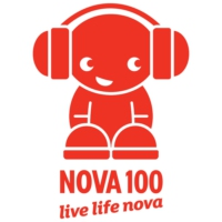 Logo de la radio Nova 100