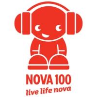 Logo of radio station Nova 100