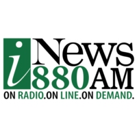 Logo of radio station iNews880