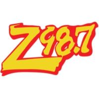 Logo of radio station WKEZ Z98.7