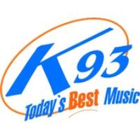 Logo of radio station K93