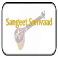 Logo of radio station Sangeet Samvaad