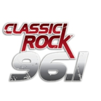 Logo of radio station KKTX Classic Rock 96.1