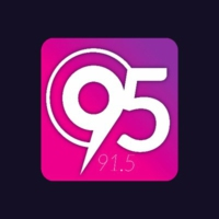 Logo of radio station Estación 95 FM