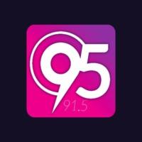 Logo of radio station Estación 95 FM