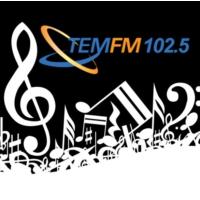 Logo of radio station TEM-FM