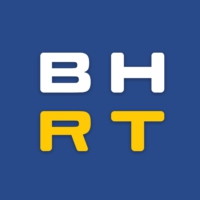 Logo of radio station BHR1