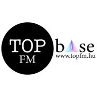 Logo of radio station TOP FM base